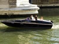 Des bateaux équipés d'anciennes batteries Renault bientôt sur la Seine