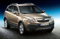 Nouvelle Opel Antara : premières photos officielles