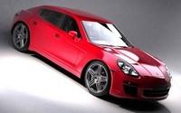 Future Porsche Panamera by Top Gear : sera-t-elle comme ça ?