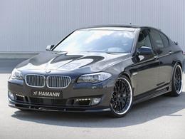 Hamann s'attaque à la nouvelle BMW Serie 5