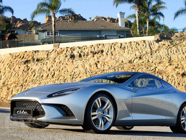 Concepts Lotus Esprit, Elite et Esprit: de nouvelles photos