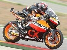 Moto 2 - Valence D.1: Marc Marquez sanctionné