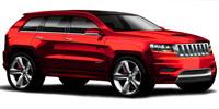 Une version SRT8 pour le nouveau Jeep Grand Cherokee