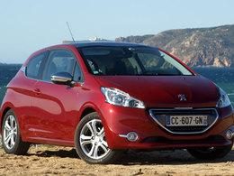 La production de la Peugeot 208 déjà au ralenti