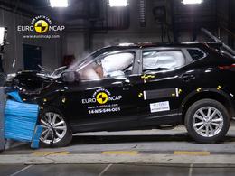 Euro NCap : le nouveau Nissan Qashqai décroche 5 étoiles