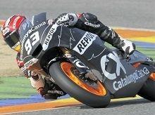 """Moto GP - Andrea Dovizioso: """"Marquez c'est comme Simoncelli"""""""
