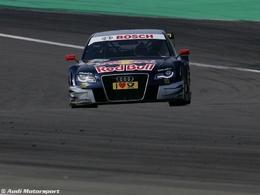 DTM-Nurburgring, qualifs: Ekstrom domine les Mercedes.