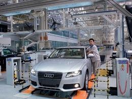 Chine : le groupe Volkswagen en chute de 17 % en juin
