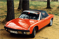 La Porsche 914 aura 40 ans en septembre