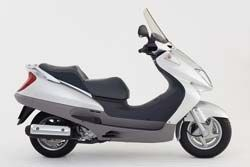 Scooter Honda Foresight 250