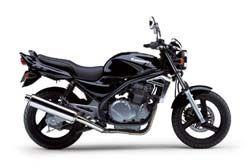Kawasaki ER 5 : une basique pas ridicule