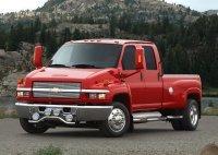 Chevrolet Kodiak C4500 Pick-up Cinch Edition