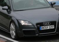 Future Audi TT RS pour 2009 ?