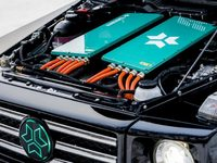 Mercedes va produire un Classe G électrique