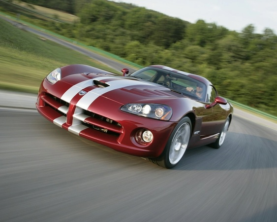 La nouvelle Dodge Viper SRT-10 2008 entre en production