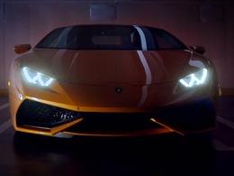 La Lamborghini Huracan va se faire un film