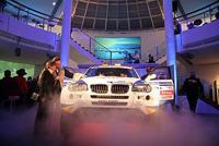 Jutta Kleinschmidt avec BMW