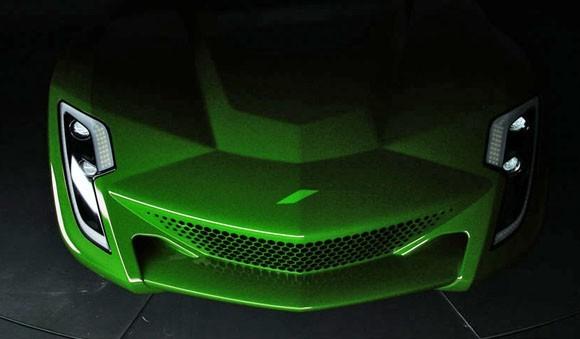 Project M Bertone : sur base Corvette ZR1