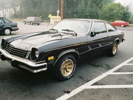Réponse du quizz du 01/07: C'était la Chevrolet Vega Cosworth.
