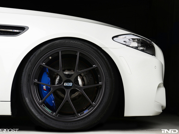 BMW M5 F10 IND, juste bestiale