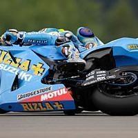 Moto GP - San Marin D.1: Les Suzuki ont leur nouveau châssis