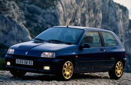 Renault Clio Williams : l'exception se trouve en occasion