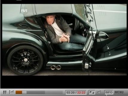 5th Gear :  VW Golf R vs Seat Leon Cupra R et Morgan Aero Supersports