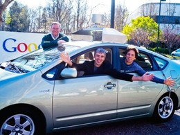 La Google Car peut officiellement rouler sans conducteur