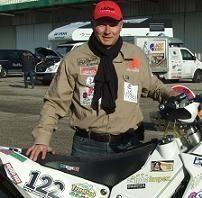 Dakar 2012 : Eric Palante, ça roule pour notre Belge