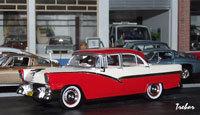 Miniature : 1/43ème - FORD Fairlane Town Sedan