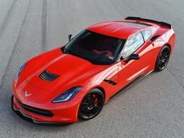 Chevrolet Corvette Stingray Hennessey, 2 turbos et 1000 chevaux