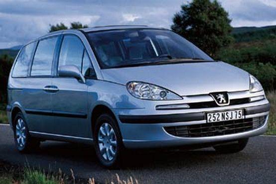 Peugeot 807 : nouvelle motorisation 2.2l HDi FAP 170 ch