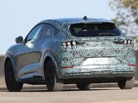 """Ford : le SUV """"Mustang"""" électrique sort de l'ombre"""