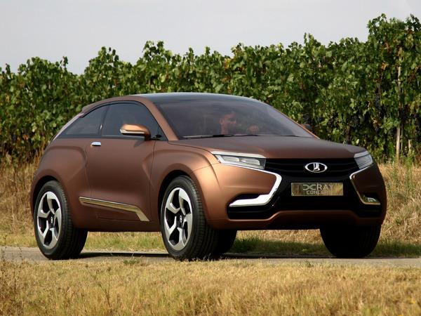 Lada: un nouveau 4x4 sur base Dacia en 2015