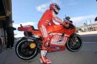 Moto GP - Test Valence D.1: Stoner domine le tour de chauffe 2010