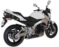 Le power concept carbone de Devil équipe la Suzuki 600 GSR