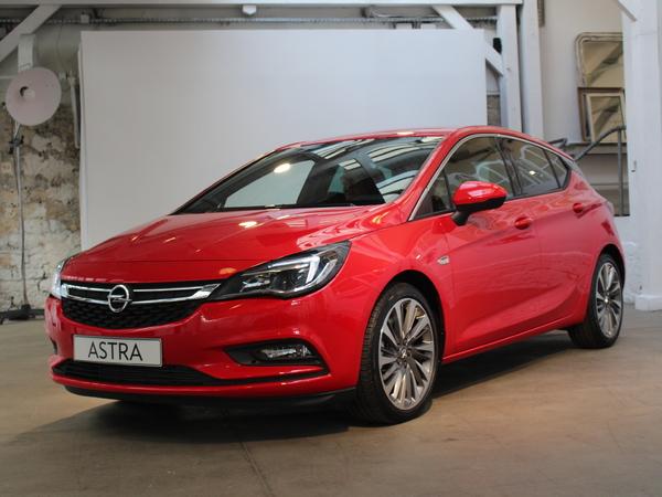 Présentation vidéo - Opel Astra 5 : une diète efficace
