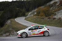 IRC/Rallye du Valais: le titre pour Peugeot, victoire de Vouilloz