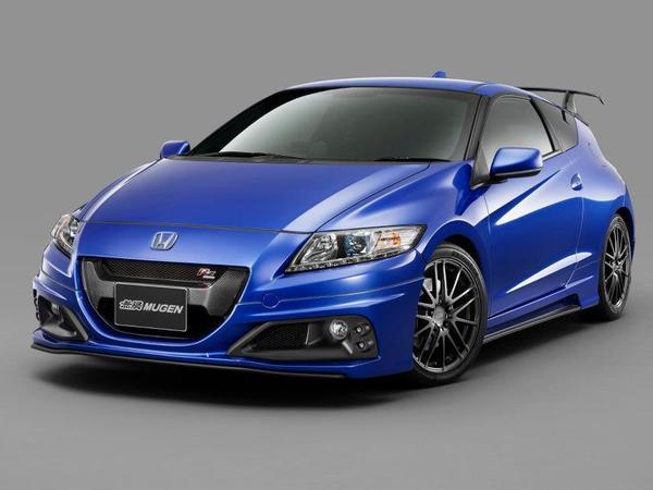 Honda CR-Z Mugen : confirmé mais uniquement pour le Japon