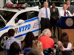 50 Chevrolet Volt pour la NYPD