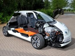 Nissan détaille la seconde vie des batteries de voitures électriques