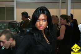Salon tuning en Roumanie : hot(f)esses