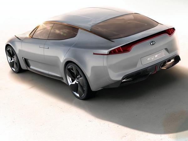 La Kia GT bientôt de retour