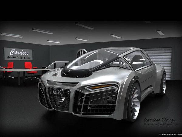 Après l'Audi e-Tron, l'Audi Hydron