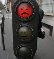 Sécurité Routière - L'infraction du jour: Le non-respect d'un feu de signalisation rouge ou jaune fixe ou clignotant
