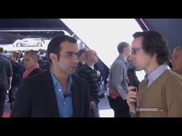 En direct du Mondial 2012 - Visite en compagnie du metteur en scène Wissam Arbache