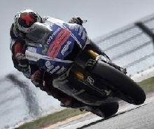 Moto GP - Yamaha: Jorge Lorenzo signe jusqu'en 2016