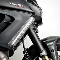 Equipements - Ducati: Öhlins s'occupe du Diavel