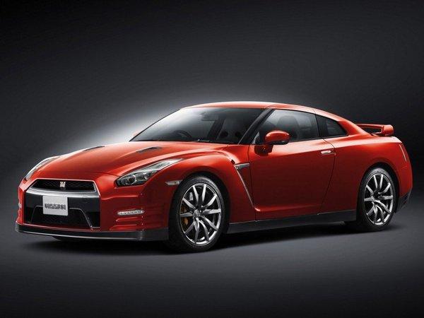 La Nissan GT-R 2015 à 94 200 euros
