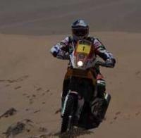 Dakar 2012 : Une 8ème étape renversante !